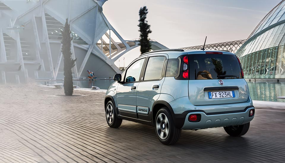 Fiat Panda Mild Hybrid Launch Edition