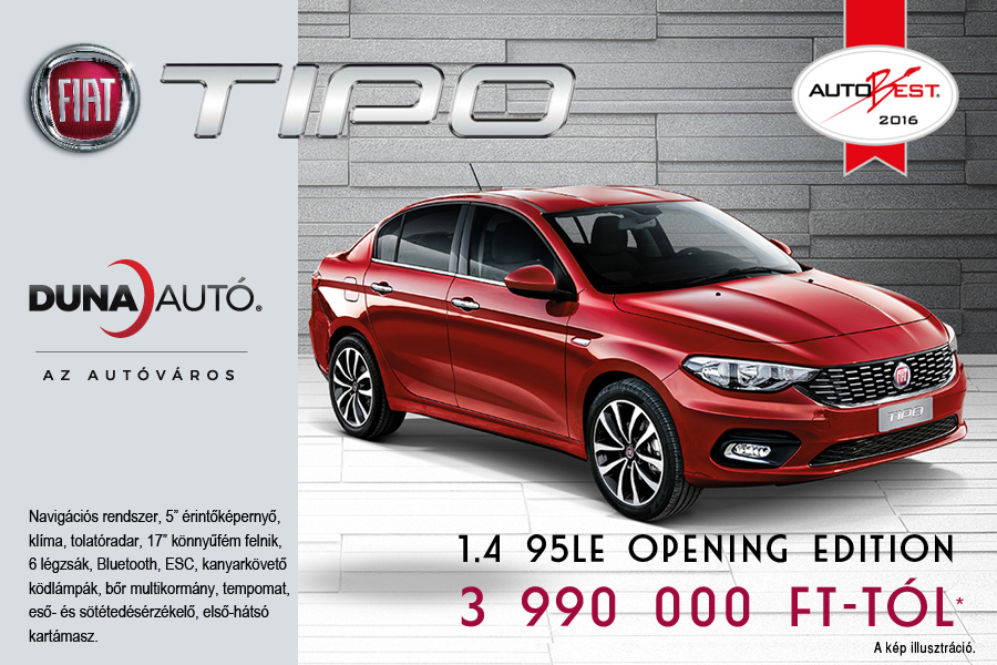 fiat tipo open edition 20160622